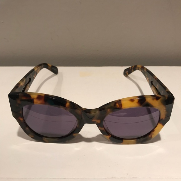 f4405e3e33d8 Karen Walker Accessories - KAREN WALKER Northern Lights Cat Eye Sunglasses